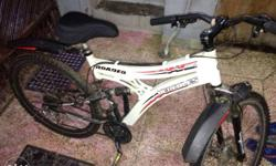 New condition New front wheel New gear Driven -500 km