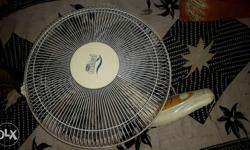 new condition wall fan.. fixed price . only serious