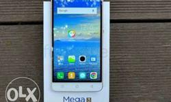 New Coolpad mega 3 tripal sim mobile 4g volte only two