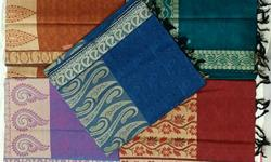 Newly Cotton Handloom Sarees