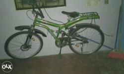 New cycle for adult used only twice