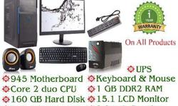 Contact:- 70.085 238.37.. New Desktop start at 4499 to