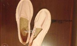 Brand new Espadrille shoes from ATMOSPHERE. Size USA