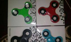 New spinners for sale. Hurry before the stock finish.