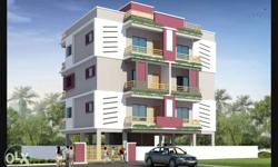 New flat for sell in Bhushanagar prime location. Near
