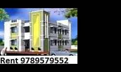 New flats for rent (2BHK, 2toilets, 2bathrooms, first