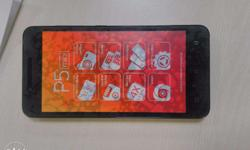 Gionee P5 mini black Its a new phone with 1. 1GB Ram