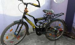 New condition bicycle very good condition, and