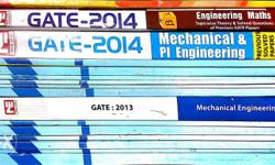 Mechanical engg. Competition book for GATE, ESE & PSUs.