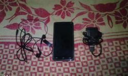 Elite swipe 4g new mobile with original headphone and