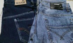 34 size slim fit jeans
