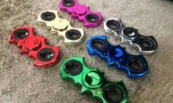 New metal Batman spinner available in stock. 180per