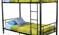 buy metal bunk bed with mattress from manufacturer
