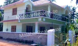 New modern house for sale at NGO Quarters. This house