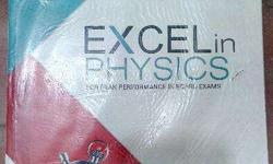 New MTG EXCEL IN PHYSICS,CHEMISTRY,MATHEMATICS FOR