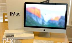 this is a brand new apple imac 27inch factory unlocked