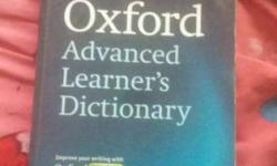 new oxford dictionary new with dvd