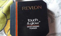 New pack of Revlon touch and glow matte compact.