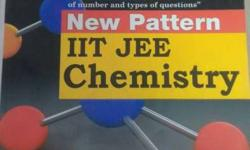 New Pattern Iit Jee Chemistry Book