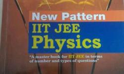 New Pattern Itt Je Physics Book