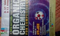 New pattern textbook of Organic chemistry for iit jee