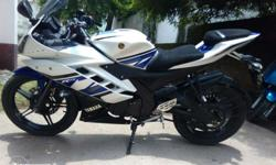 I Want to sell my Yamaha R'15 Special Edition New
