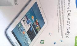 New Samsung galaxy Tab 2 for sale in excellant