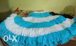 new skirt not used once at all..purchase price 1050