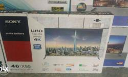 "New Sony bravia 4K 50"" smart android led to be sell"