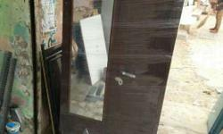 New Steel Almirah Size 5.6 ft Gurgaon me Delivery Free
