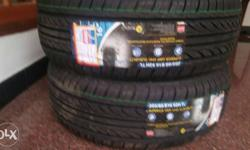 New Tyre, 2017 2nd month, Good year Company, Size: 205