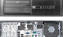 hp 6300 with 1year Intel core i3-2100,2nd gen