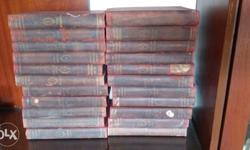 New world encyclopedia 22 volumes of 1921 edition. Rare