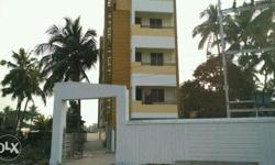 A newly constructed 3BHK flat available for rent at 3