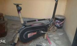 Newly packed, unused and working Gym Cycle