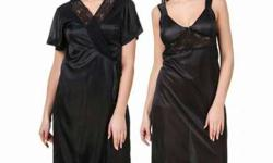 night and gown type model size m,l available