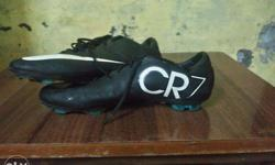 Nike Cr7 studs, good condition. A year old. Reason for