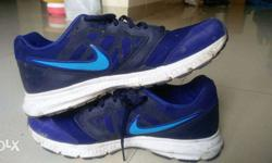 Nike sports shoe size 10. brought few weeks back and