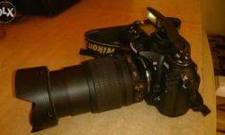 Nikon 300S very very good condition with insurance