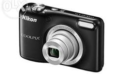 A Brand New latest Nikon Coolpix.. Not used at all.