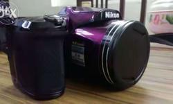 Sell my Camera One Month old Coolpix L840, WiFi, with