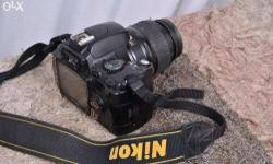 Nikon D40 With 15-55 mm lense in Good Working