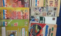 Nine Assorted Learning Books
