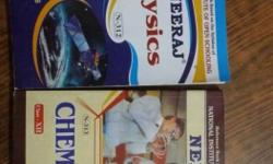 NIOS Class 12 Books Phy and Chem 2017 Edition Brand new
