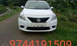 2012 Nissan sunny XL Airbags Abs Automatic Climate