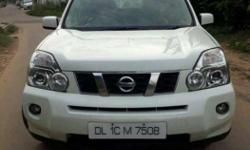 Nissan x trail automatic with sunroof. 1st owner.