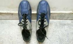 Nivia football shoes - very light ,good for speedy