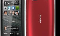 nokia 500 in mint condition with headphone & charger.