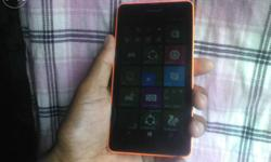 I want to sales or exchange my Lumia 535 only 2 month