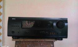 Non working Denon Avr-1311 receiver ,,,without remote